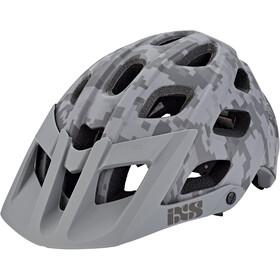 IXS Trail RS Evo Camo Ltd. Edition Cykelhjälm grå